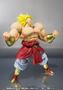 SH Figuarts Broly