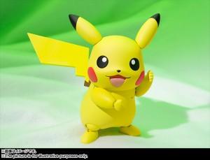 sh figuarts pikachu 3