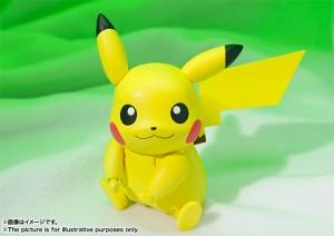 sh figuarts pikachu