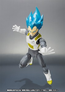 sh figuarts vegeta super sayajin god super sayajin